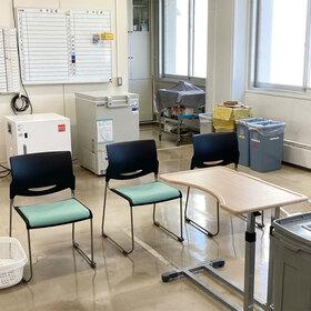 「ワクチン保管用冷凍庫の非常用電源」のサムネイル画像